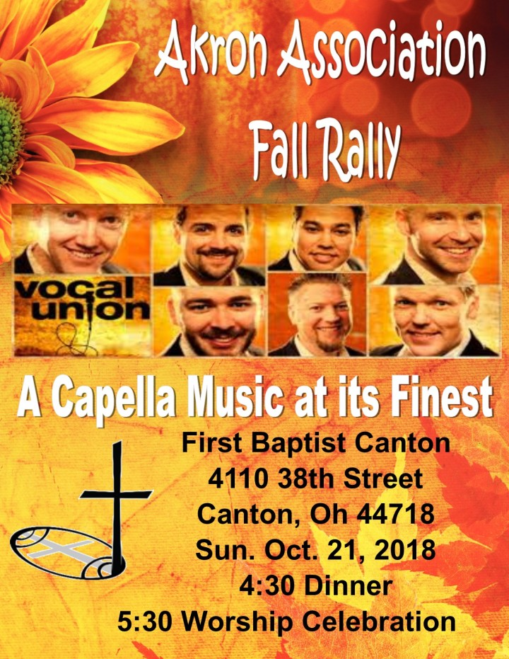 Fall RallyPoster 2018 Grouped